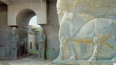 L'Is distrugge l'antica citt� di Nimrud   foto     la perla assira spianata con le ruspe   video