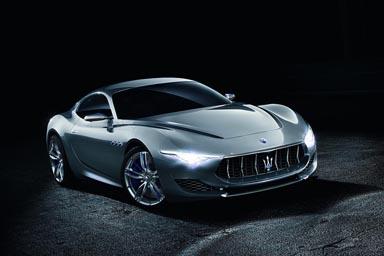 La Maserati Alfieri Concept dell'Anno