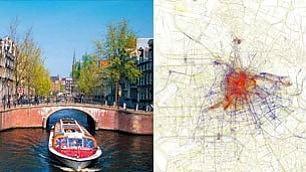 I 2 volti delle città: i luoghi visitati    dai turisti, snobbati dai residenti
