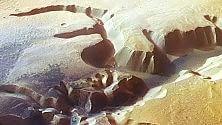 Marte da giovane era il pianeta degli oceani   Foto