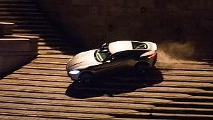 007, inseguimento sulla scalinata