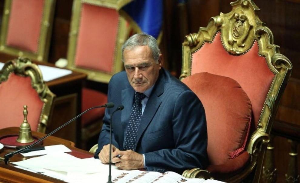 Conti in banca azioni fabbricati i politici italiani e for Senato repubblica