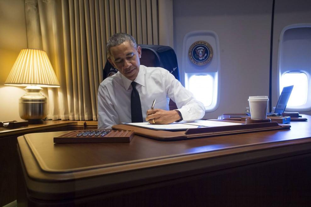 Obama a Selma per ricordare la marcia di Martin Luther King