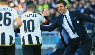 """Udinese, Stramaccioni: """"Avevamo toccato il fondo, siamo tornati"""""""