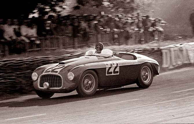 Luigi Chinetti, l'uomo che fece conoscere la Ferrari in America