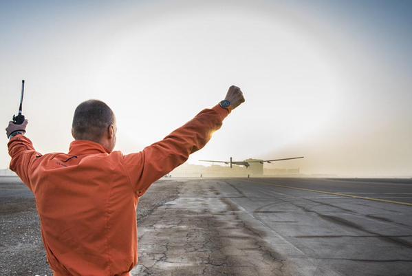 Solar Impulse 2: al via il giro del mondo dell'aereo solare