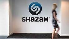 Shazam, 30 milioni di dollari per riconoscere cibo e oggetti   Foto