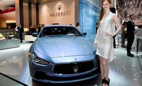 Maserati, raffinatezze da record