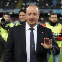 Napoli, Benitez si tuffa nell'atmosfera dell'Europa League. E sul futuro apre alla Francia