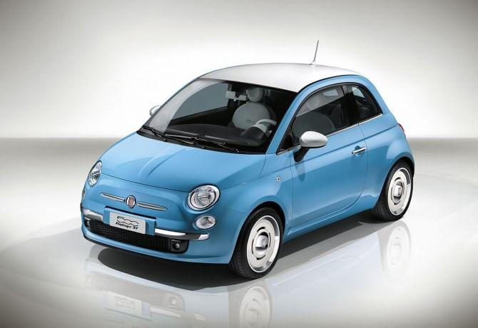 Fiat 500, la macchina del tempo - Repubblica.it