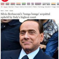 ''Berlusconi assolto'', il caso Ruby nel mondo