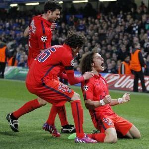 Champions: Impresa Psg, Chelsea eliminato. Il Bayern umilia lo Shakhtar