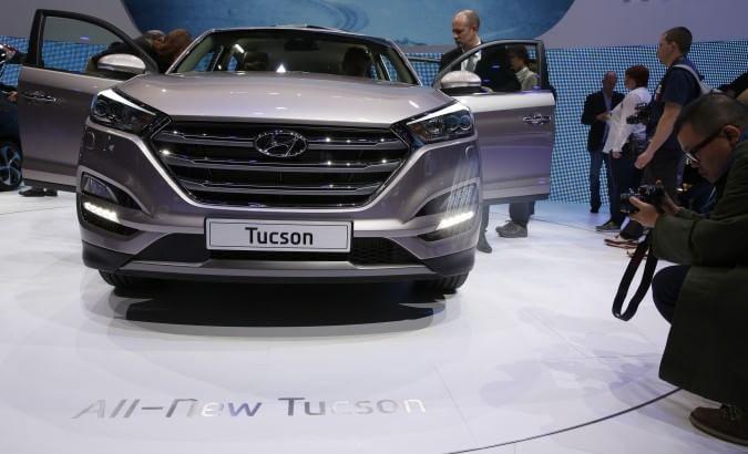 Ginevra 2015, tutta la Hyundai che c'è