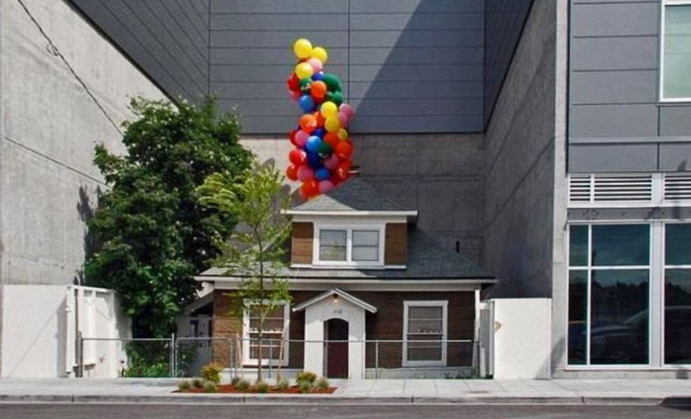 Seattle all 39 asta la casa che ha ispirato up - Ricomprare la propria casa all asta ...