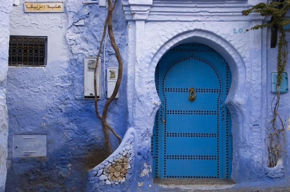 Il giro del mondo in trenta porte - Foto di porte ...