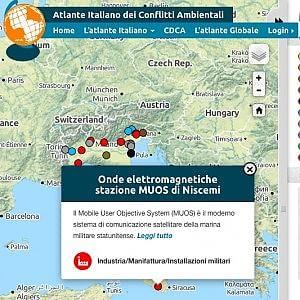 Vajont, Taranto, Terra dei Fuochi: in rete l'Atlante dei conflitti ambientali