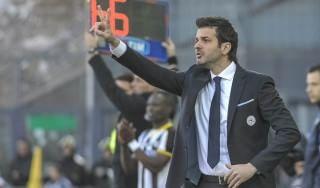 """Udinese, Stramaccioni cerca conferme: """"Bergamo è un test importante"""""""