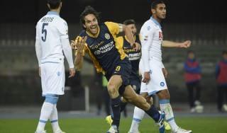 Verona-Napoli 2-0: Toni implacabile, azzurri col mal di trasferta