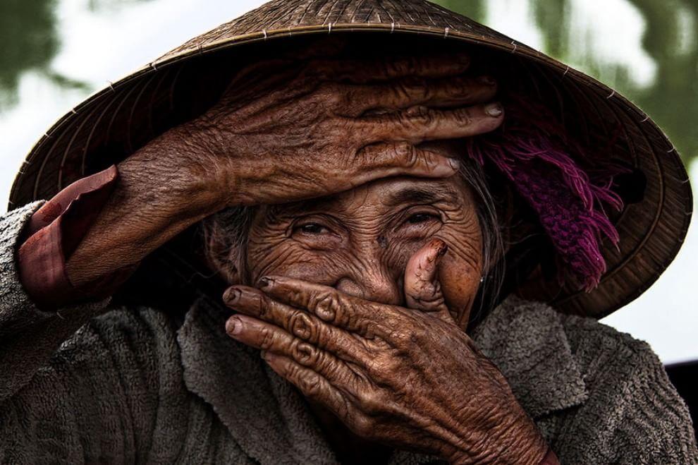 Sguardi e sorrisi del Vietnam: il meraviglioso mosaico di Rehahn