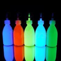 Creata la vernice che si illumina con l'ossigeno