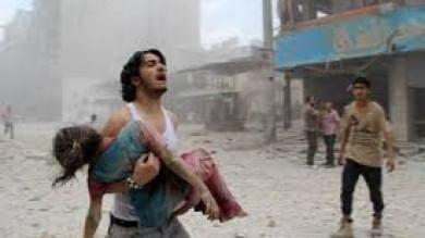 Siria, dopo quattro anni di guerra  l'83% delle luci si spengono   Video