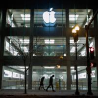 Apple a passo di carica verso
