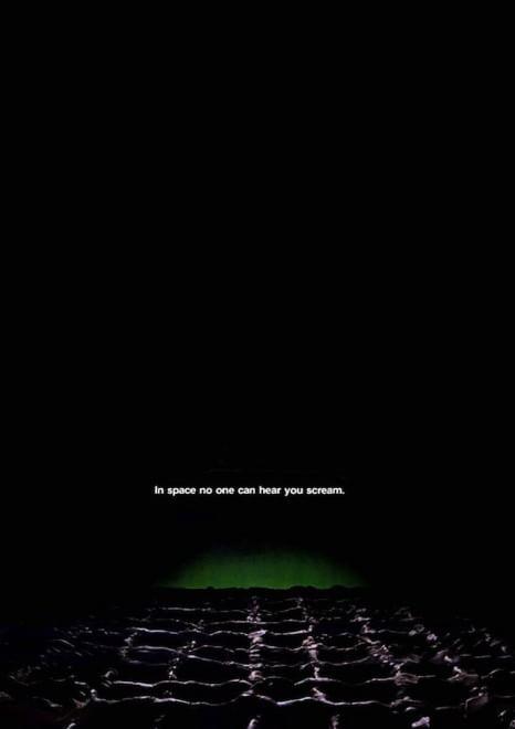 """Il cinema diventa minimal: le locandine """"svuotate"""""""