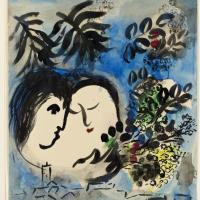 Chagall. Le opere al Chiostro del Bramante