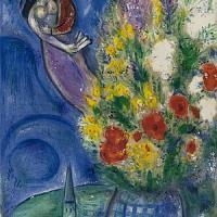 Quel primo Chagall che precorse il selfie
