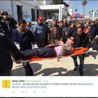 Tunisi, sparatoria al museo: i soccorsi