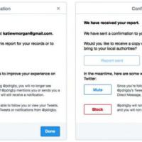 Twitter facilita la segnalazione di minacce online alle autorità