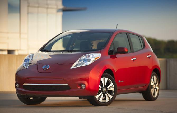 Nissan Leaf, in Europa cresce la voglia di elettrico