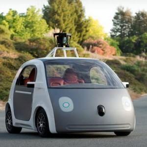 """Google: """"Nel 2020 le auto senza conducente saranno realtà"""""""