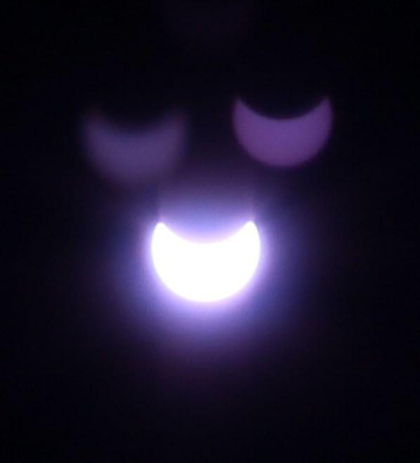 Eclissi di sole, le foto dei lettori / 4