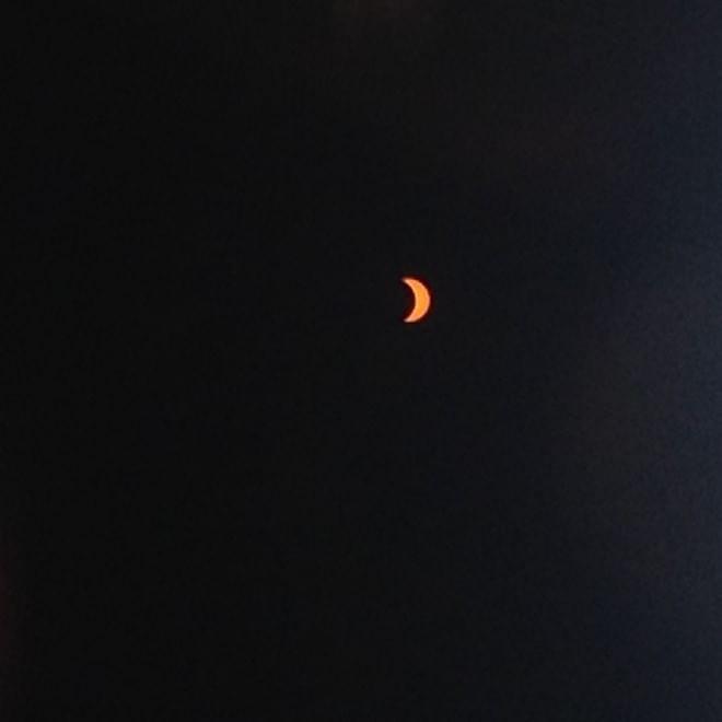Eclissi di sole, le foto dei lettori / 7