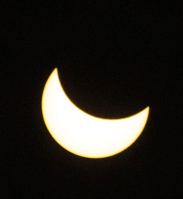 Eclissi di sole, le foto dei lettori / 21