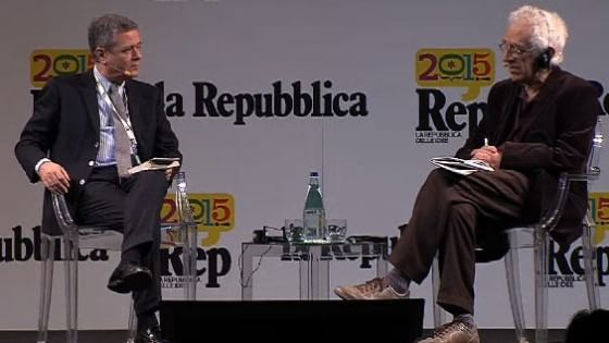 """A RepIdee Todorov e Mauro dialogano sulla libertà. """"Vigiliamo sulle derive della democrazia"""""""