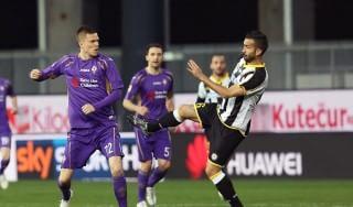 Udinese-Fiorentina 2-2: ai viola non basta Gomez, terzo posto più lontano