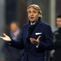 Inter, Mancini amaro: ''Ci va tutto storto''