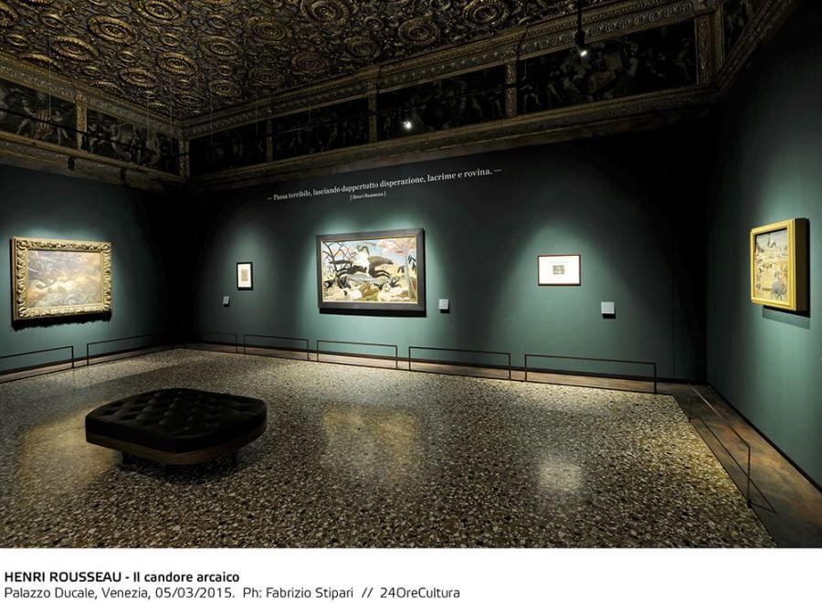 Henri rousseau il candore arcaico la mostra a palazzo for Mostra cina palazzo venezia