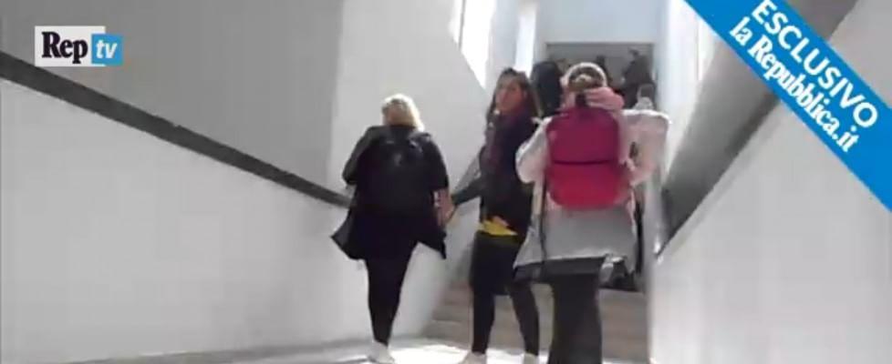 Tunisi, la visita al museo, poi gli spari: il video esclusivo girato dai turisti italiani