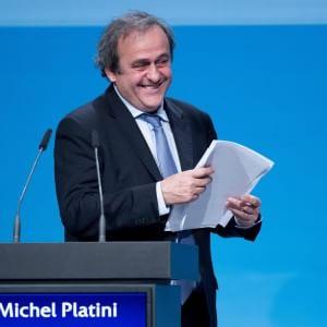Uefa, Platini ancora presidente. E' l'elezione più scontata