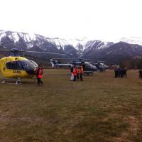 Aereo Germanwings precipitato, l'organizzazione dei soccorsi