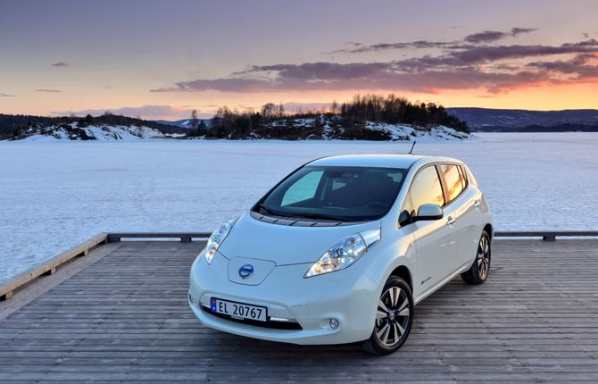 Nissan Leaf, affidabilità al primo posto