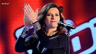 'La solitudine' versione flamenco Pausini strega il talent spagnolo