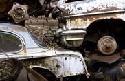 Museo dell'auto, il rottame diventa arte