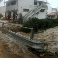 Maltempo, Sardegna sott'acqua: case evacuate