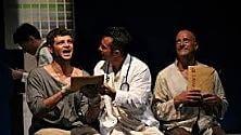 """Bertold Brecht  a Rebibbia  E l'""""Arturo Ui""""  diventa """"Arturo Ué!""""   di MARTA RIZZO"""