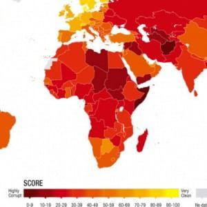 Ocse, in Italia percezione corruzione istituzioni al 90%