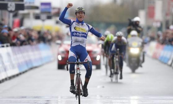 Giro di Catalogna: impresa di Pozzovivo. Attraverso il Fiandre a Wallays